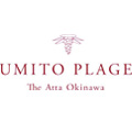リゾートホテルUMITO PLAGE The Atta Okinawaのロゴ